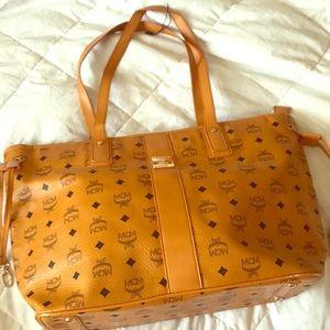 New never worn MCM tote bag